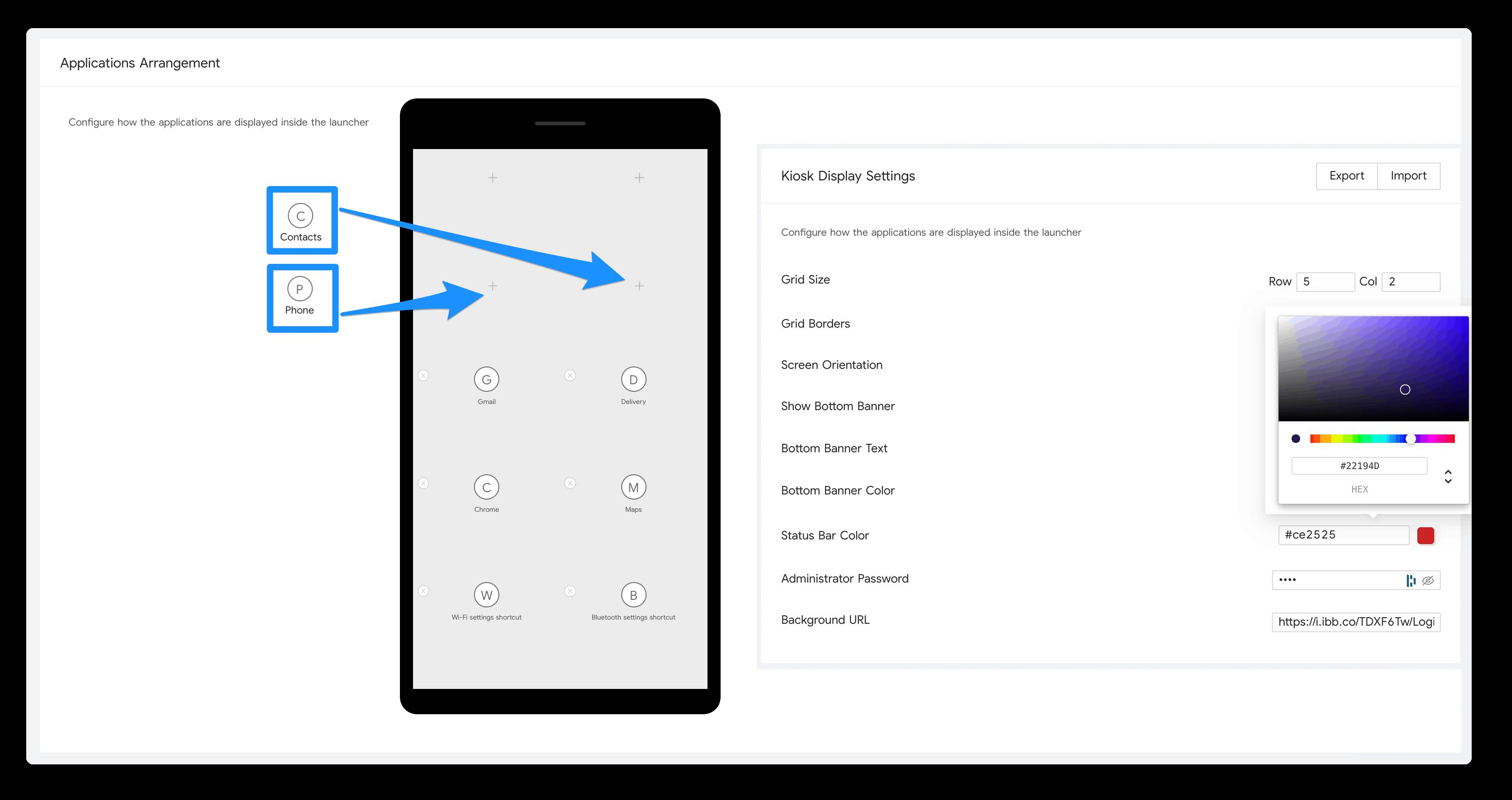Vérouillez vos terminaux Android avec le mode kiosque